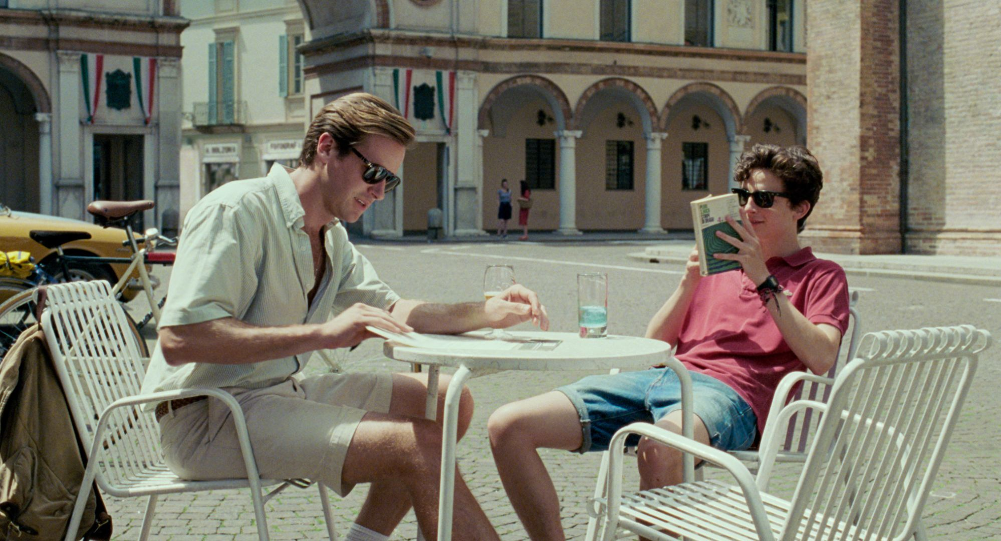 "Fotograma de ""Call me by your name"""