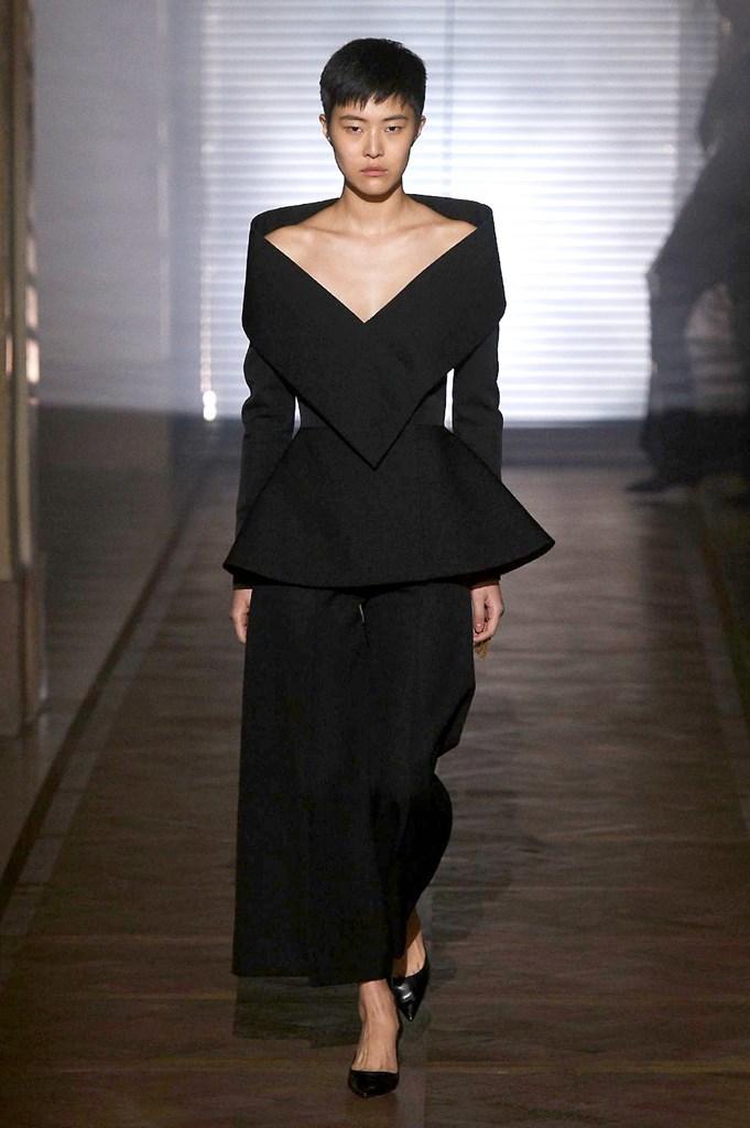 Givenchy Alta Costura Primavera Verano 2018