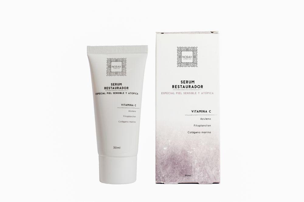 Para las pieles sensibles y atópicas, nada como un sérum específico...