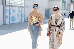 El Street Style de Madrid Fashion Week: Día 4