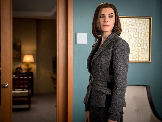Julianna Margulies en The Good wife