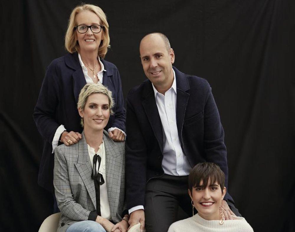 Joana Selley, Blanca Andrada y Beatriz Landa, las tres pacientes de...