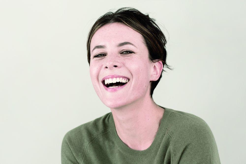 La influencer Garance Doré.
