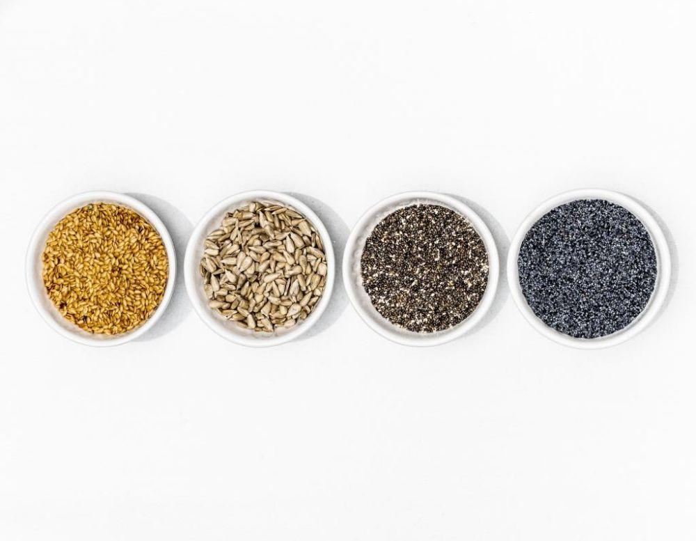 Añade semillas a tus comidas para estar repleta de vitaminas y...