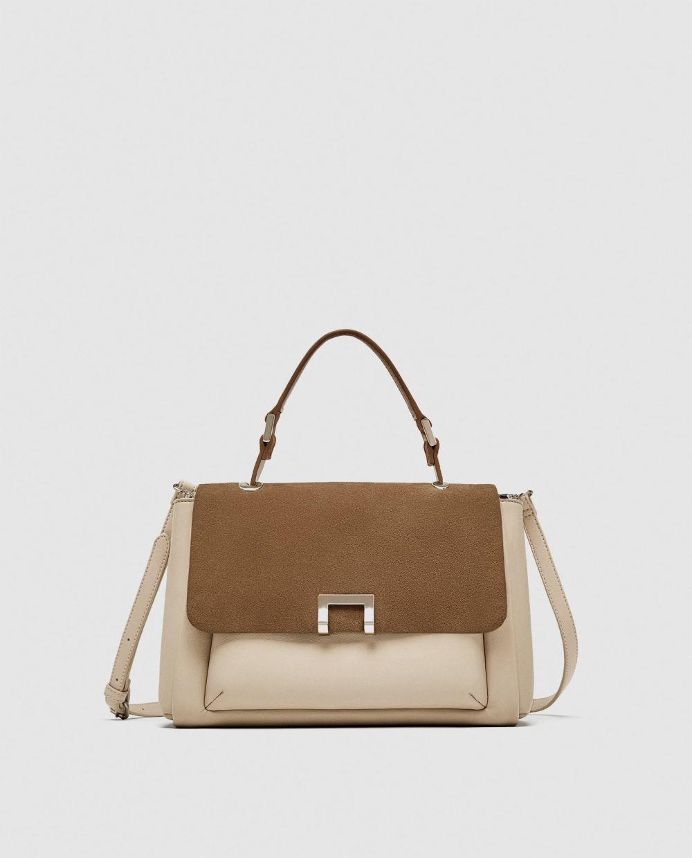 Bolso de Zara (29,95 euros)