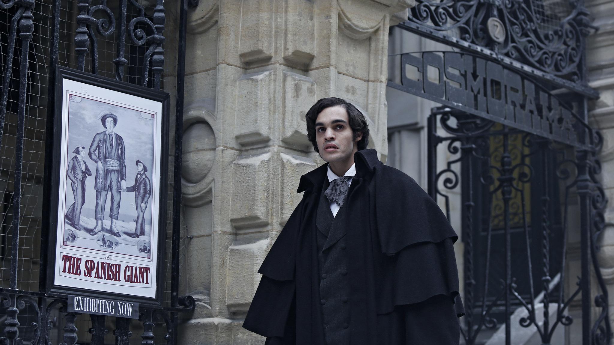 Fotograma de la película Handía.