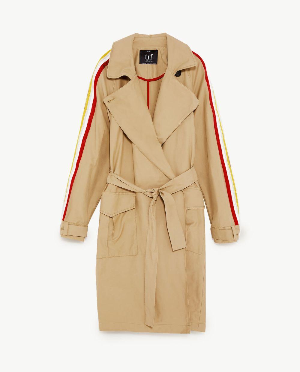 Trench de Zara (59,95 euros)