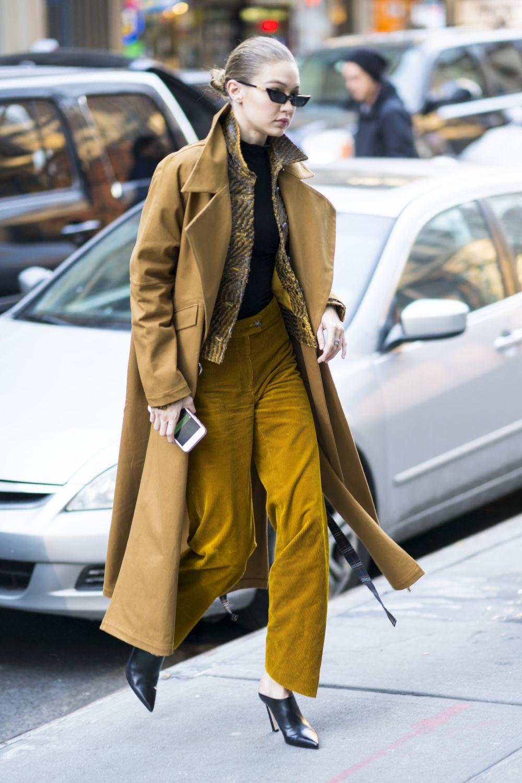 Look ganador de la semana: Gigi Hadid.