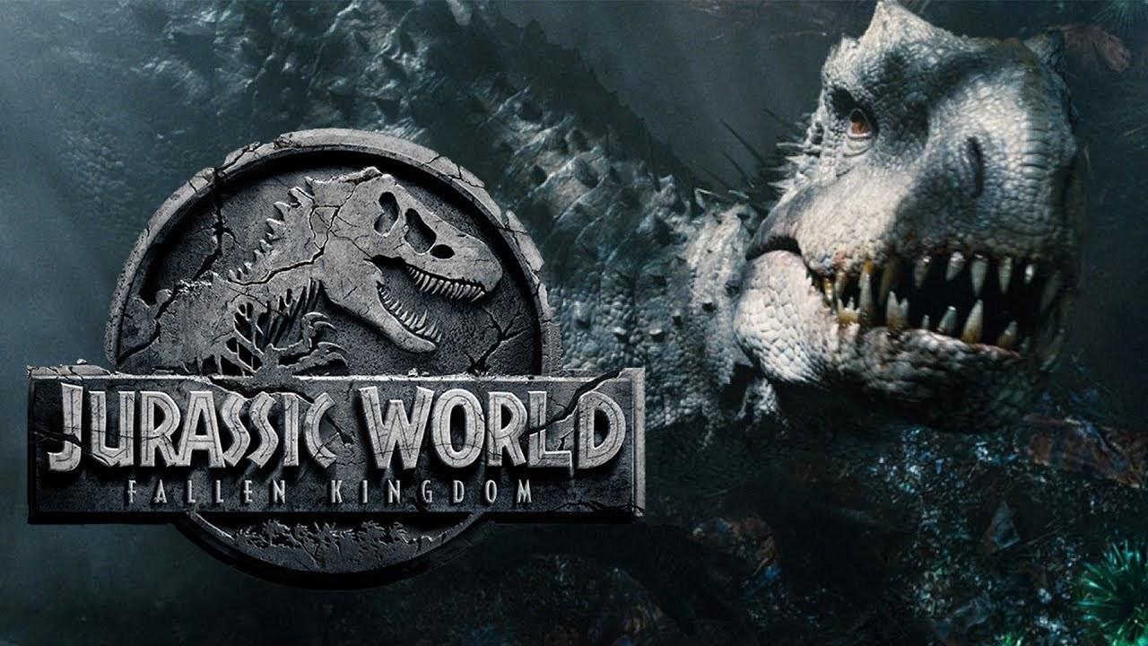 """Cartel de la película """"Jurassic World: El Reino Caído""""."""