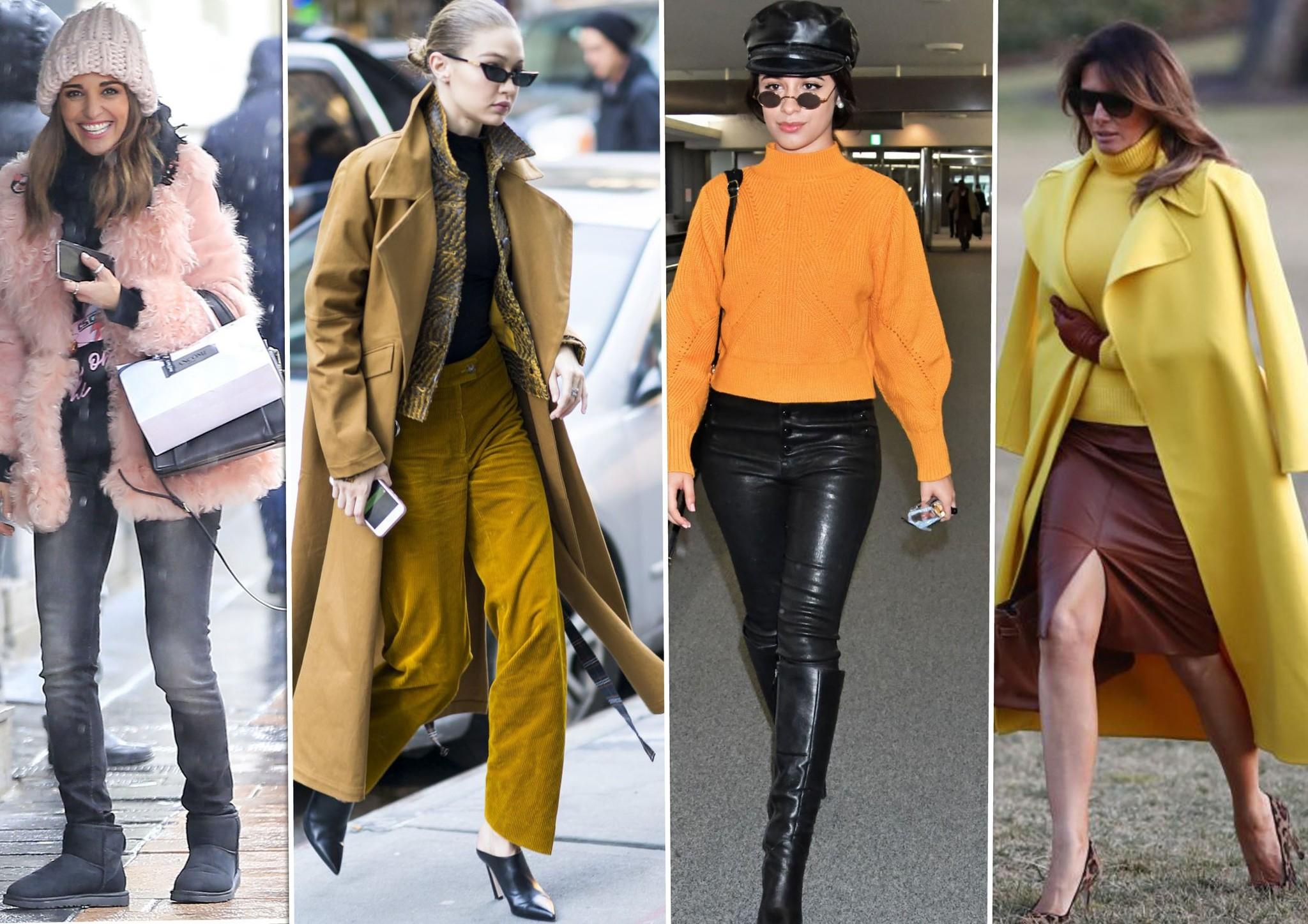 La semana en looks: Paula Echevarría, Gigi Hadid, Camila Cabello y...