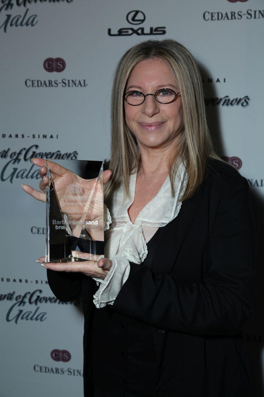 Barbara Streisand, posible nuevo fichaje de Netflix.