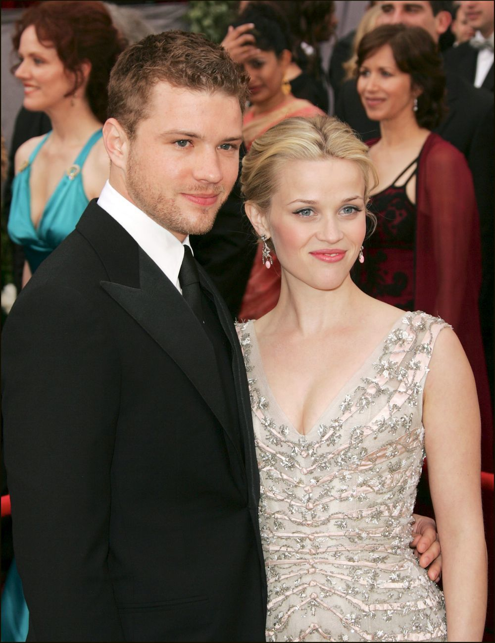 Ryan Phillippe y Reese Witherspoon en 2006.