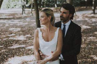 Kate y Rodrigo se casaron en una ceremonia entre gallega y canadiense...