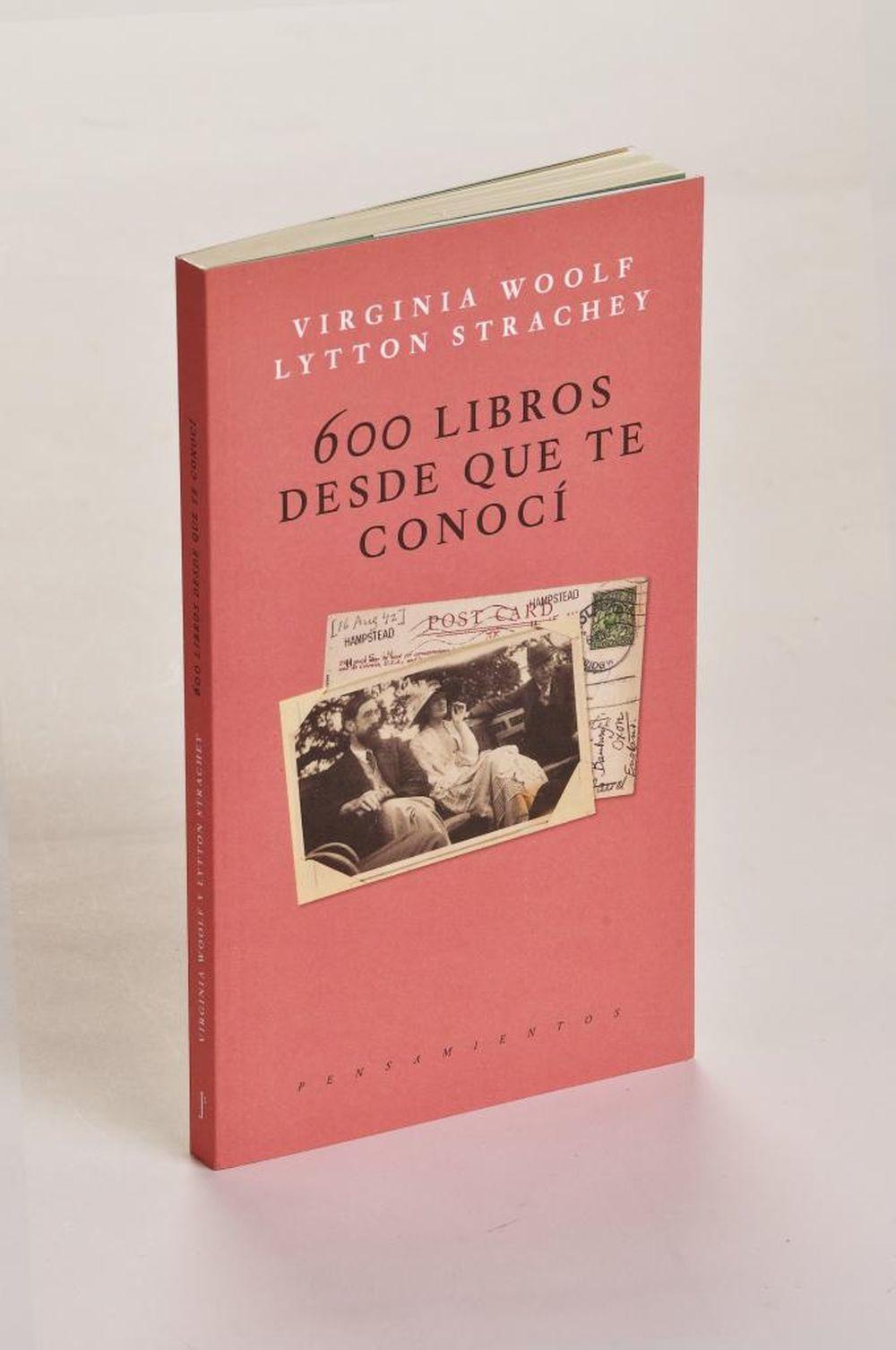Fantástica edición que recoge la correspondencia entre Virginia...