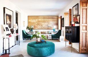 La casa de la interiorista Victoria Melián en nuestro número de...