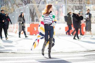 ¿Qué se lleva en las calles de Nueva York?
