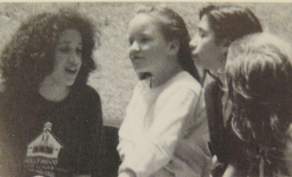 A los once años, Meghan Markle tenía pelo afro y otros rasgos que...