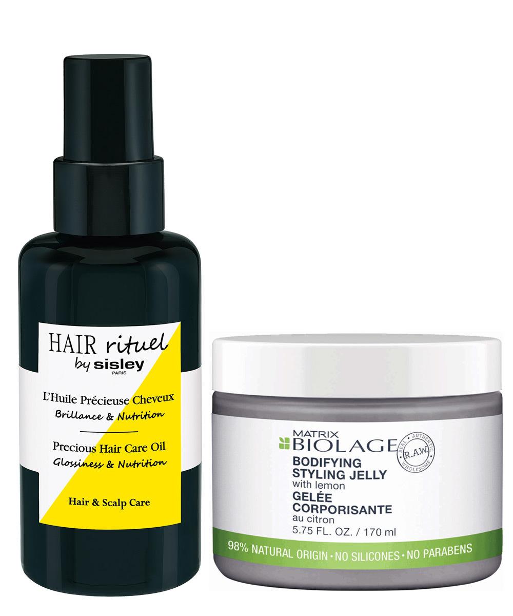 Aceite precioso para el cuidado del cabello Hair Rituel, Sisley y...