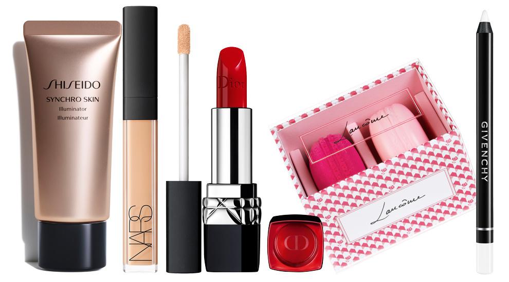 Synchro Skin Glow Illuminator Rose Gold, Shiseido (40 euros), Radiant...