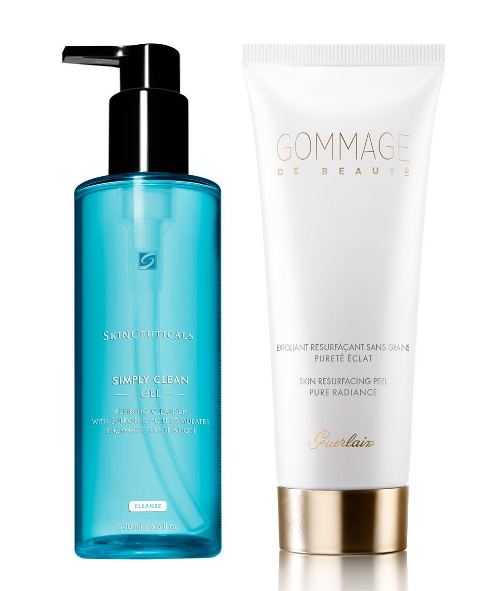 Simply Clean Gel, Skinceuticals (34 euros), exfoliante de belleza,...