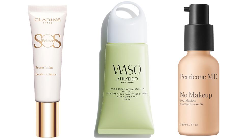 Base correctora universal SOS Primer para atraer luz a tu piel del...