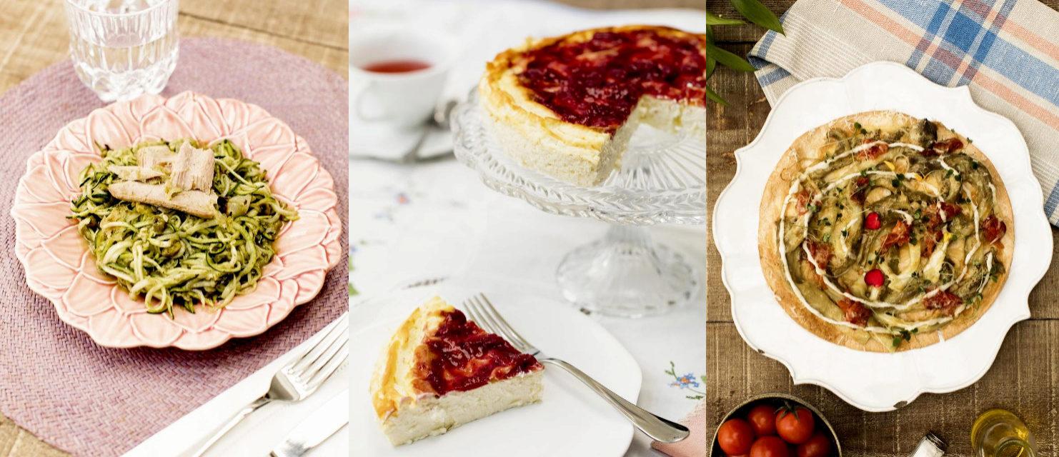 Pizza, tarta y pasta... ¿y tú de qué eres?. Agradecimientos...