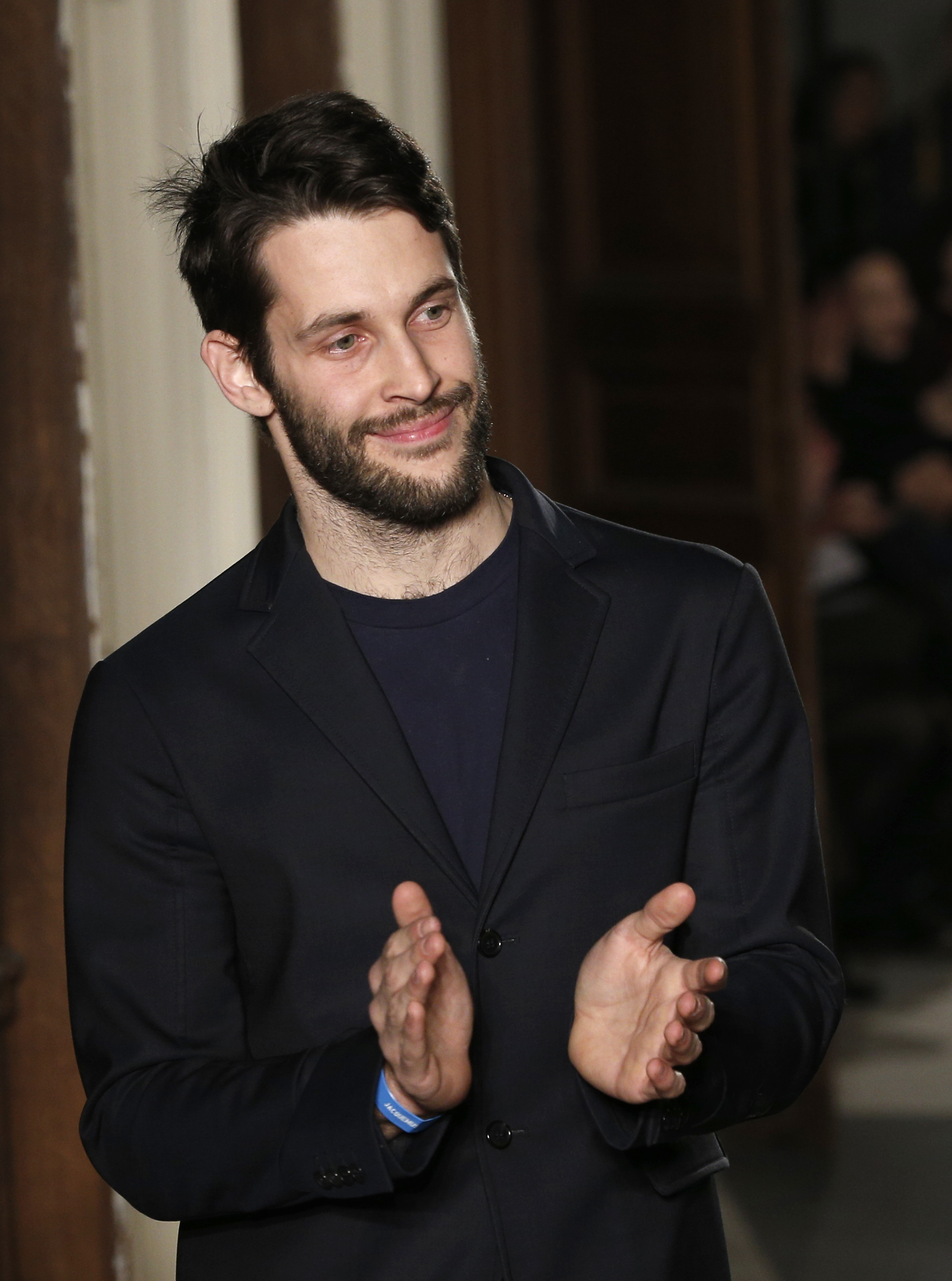 Jacquemus en París Fashion Week 2015