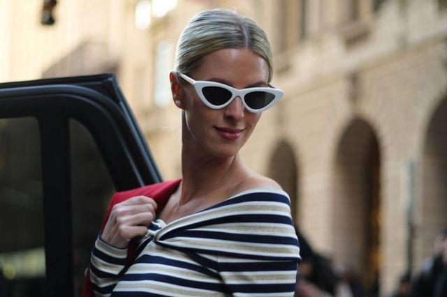 1a2420f919 ¿Sabías que las gafas de sol comenzaron a ser tendencia gracias a las  actrices de