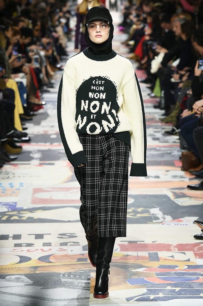 Dior Otoño Invierno 2018/19