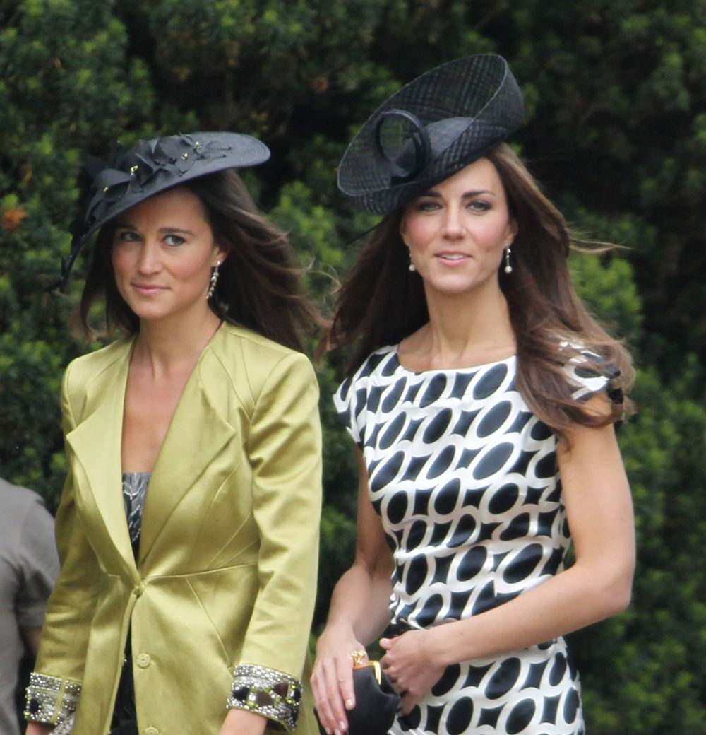 Kate y Pippa Middlegton.