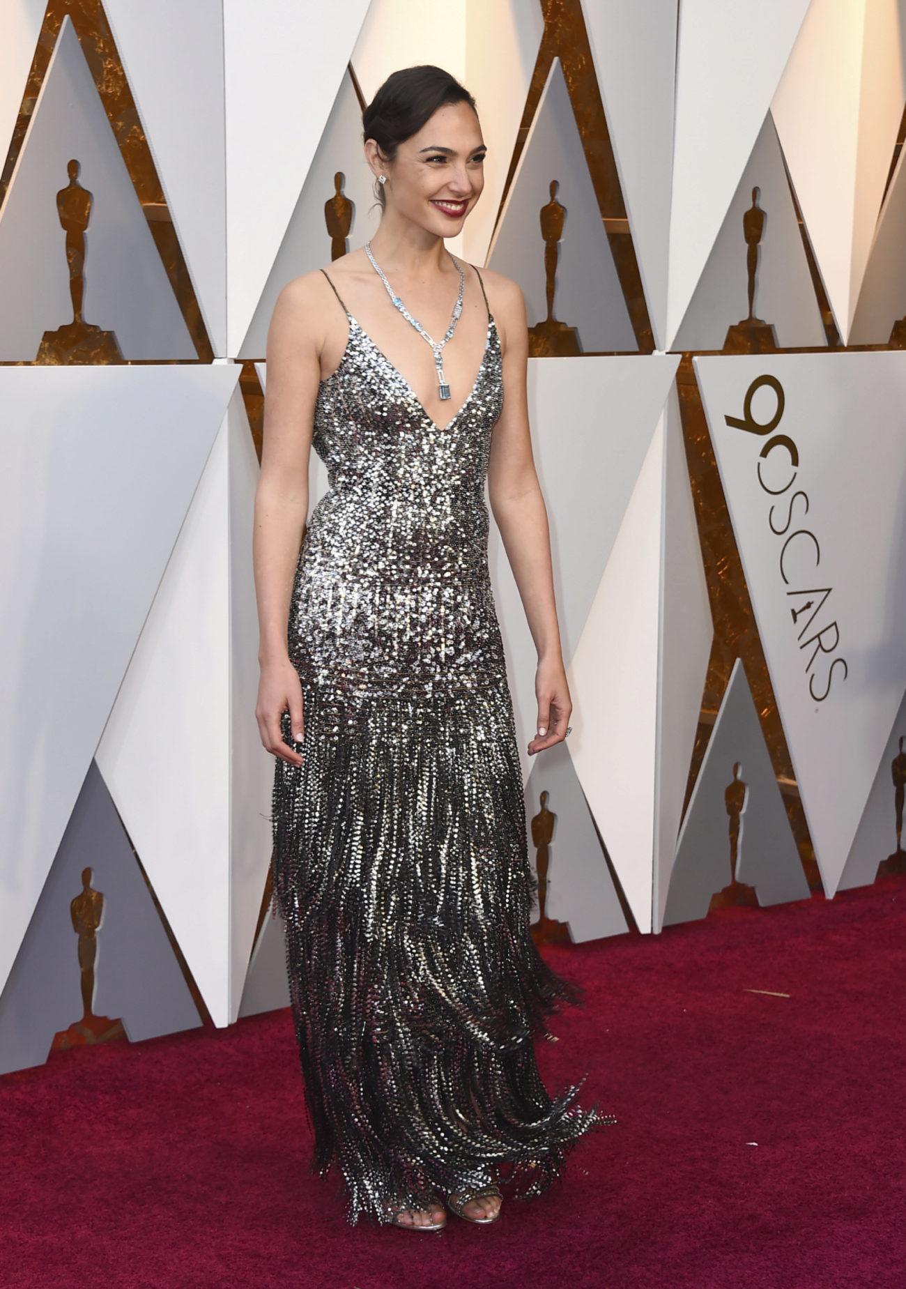 Gal Gadot Los 15 Mejores Vestidos De Los Oscar 2018