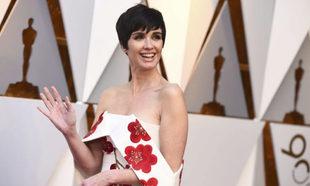Paz Vega en los Oscar 2018.