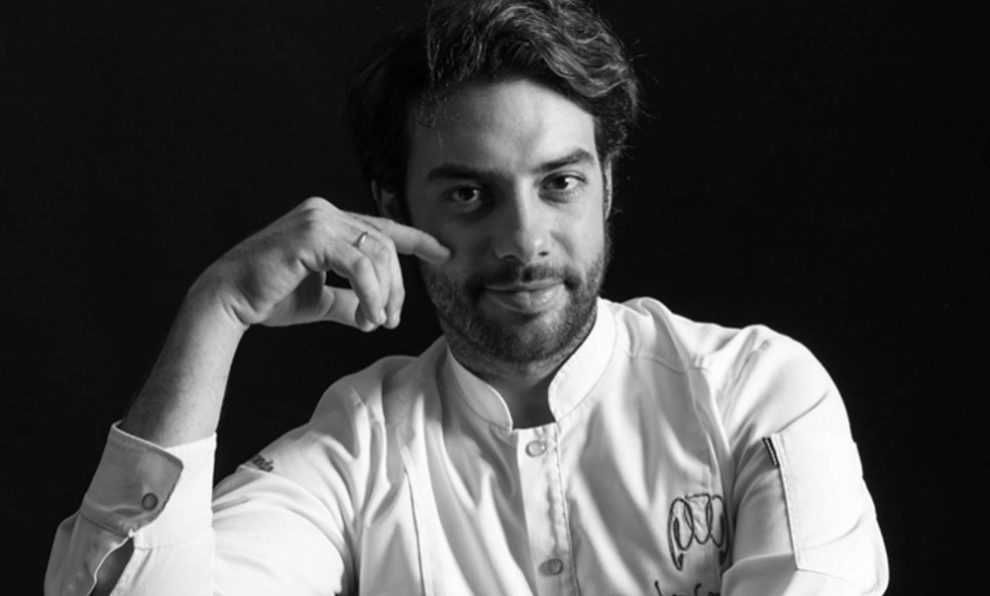 El chef Javier Aranda.