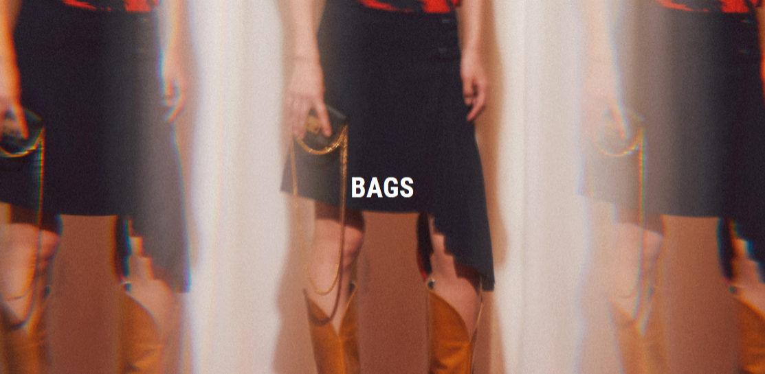 Fotograma de la página online Givenchy.com.