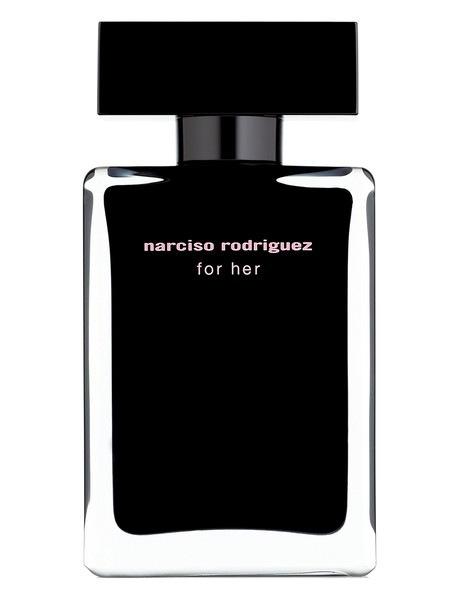 La fragancia For Her, de Narciso Rodriguez, uno de los perfumes...