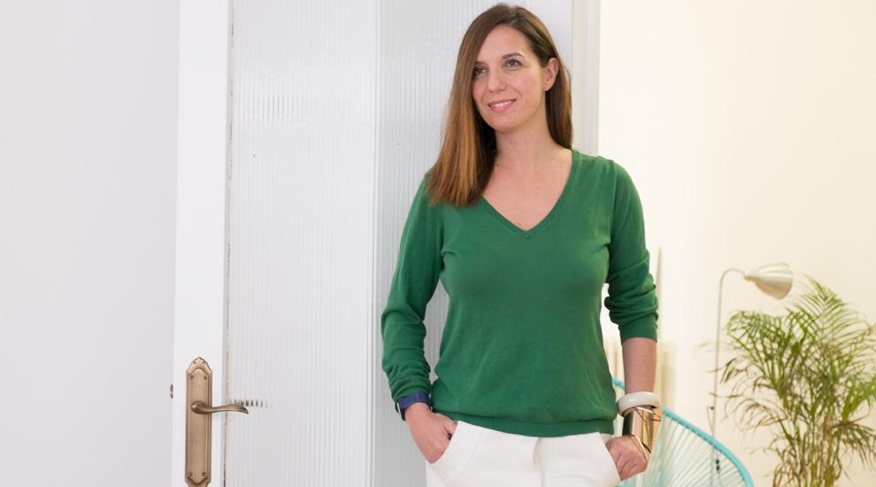 Anabel Vázquez, creadora de Laconicum y experta en belleza.