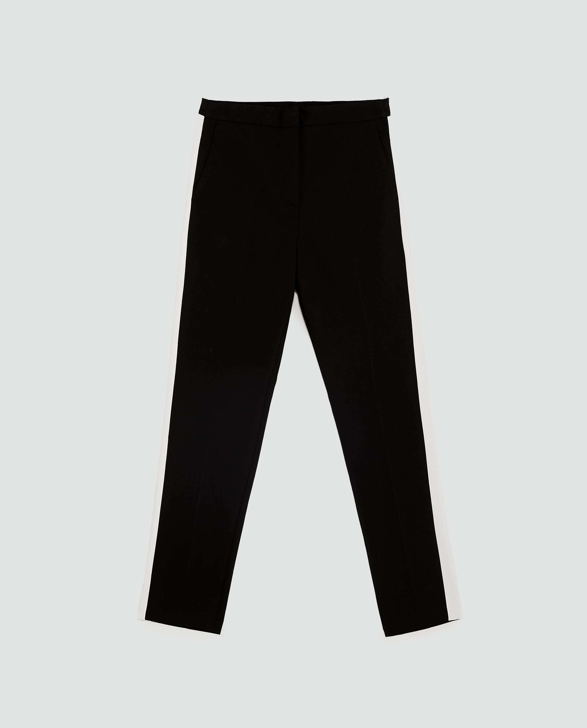 Pantalón jogger con banda lateral de ZARA (19,95 euros)