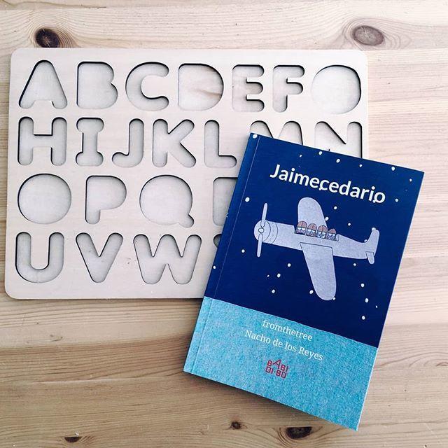 El abecedario ilustrado que Luis Ruiz del Árbol ha creado junto a...