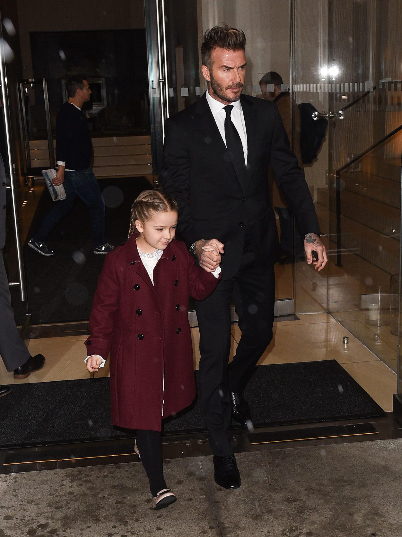 Es uno de los padres más cool del panorama fashion. Junto a Victoria,...