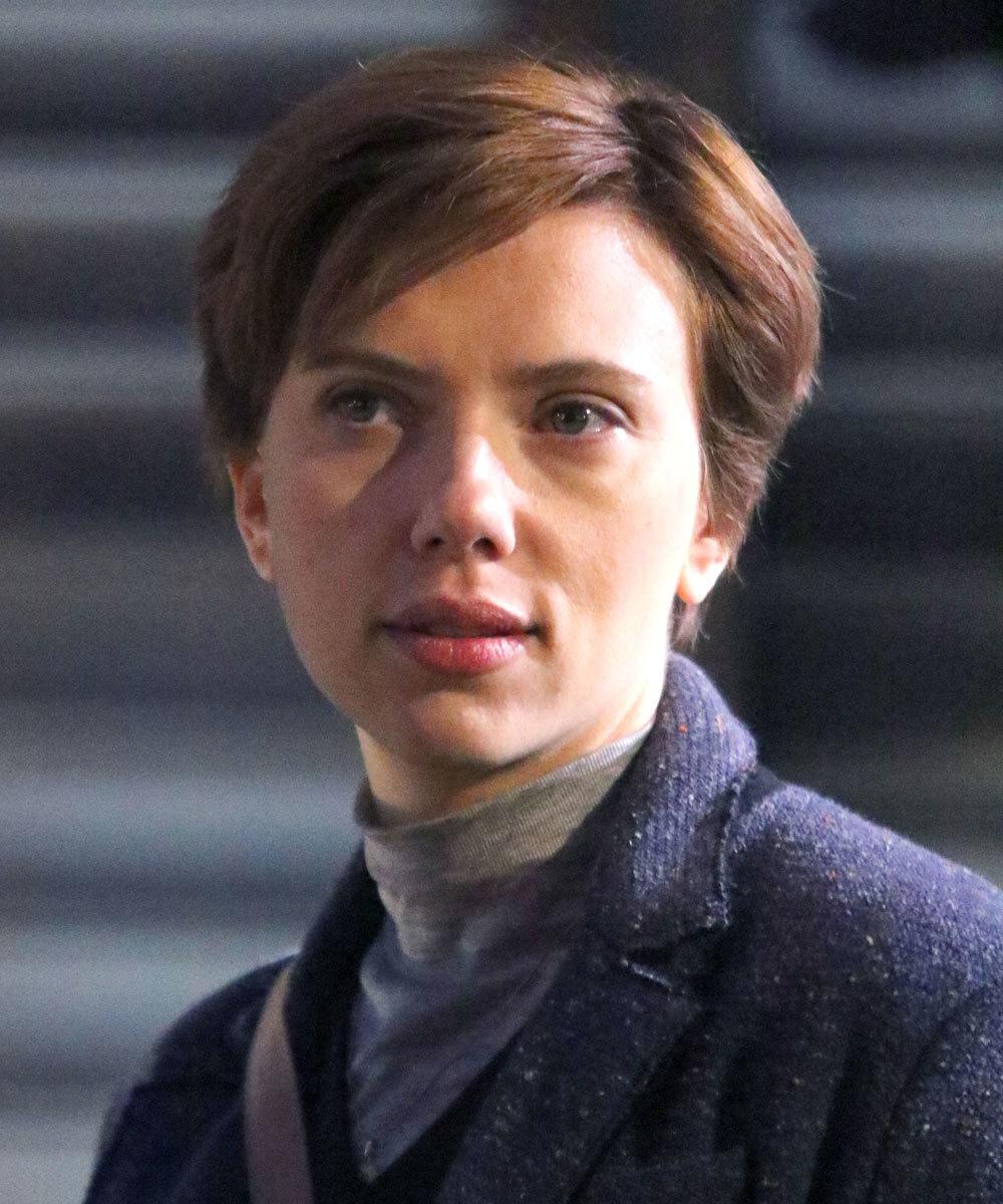 El nuevo corte de pelo de Scarlett Johansson y otros cortes de pelo de...