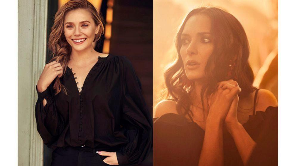 Elizabeth Olsen y Winona Ryder protagonizan la nueva campaña de H&M