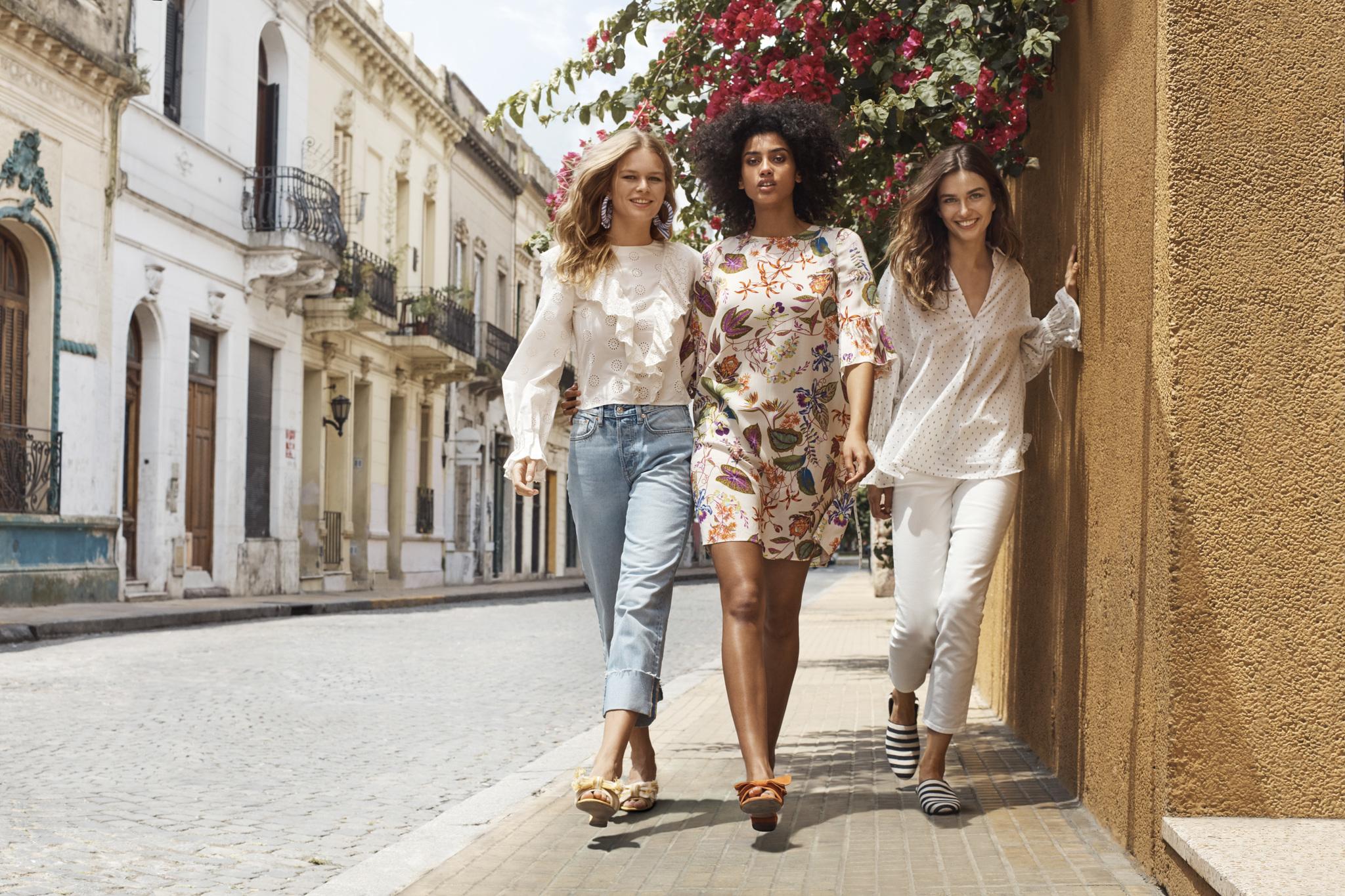 Imagen de la campaña de H&M