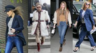 La semana en looks: Paula Echevarría, Olivia Palermo, Gigi Hadid y...
