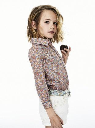 Ropa para nios y nias La moda infantil ms actual