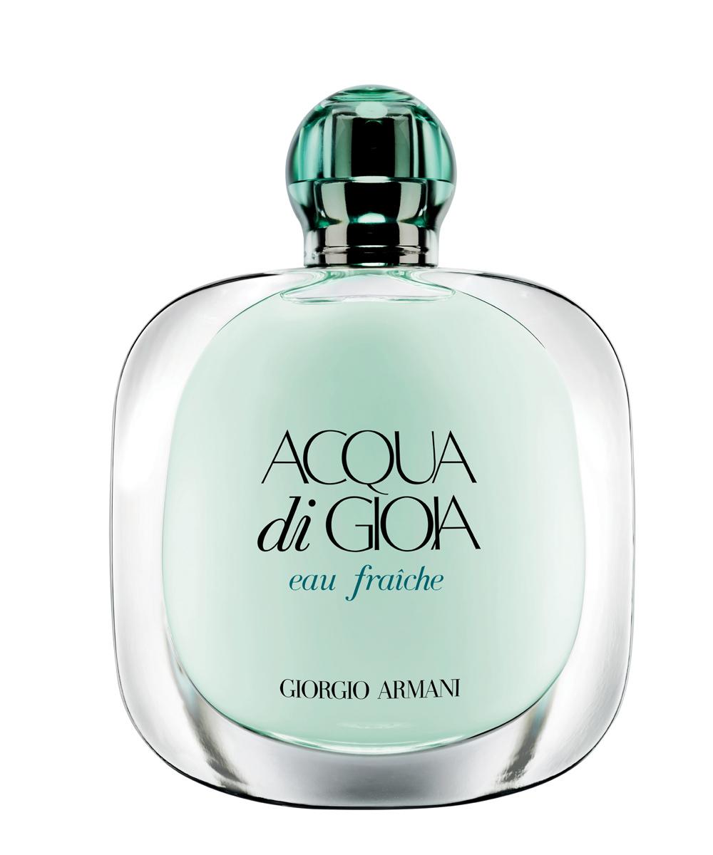 Acqua di Gioia, de Giorgio Armani en su versión más fresca, es una...