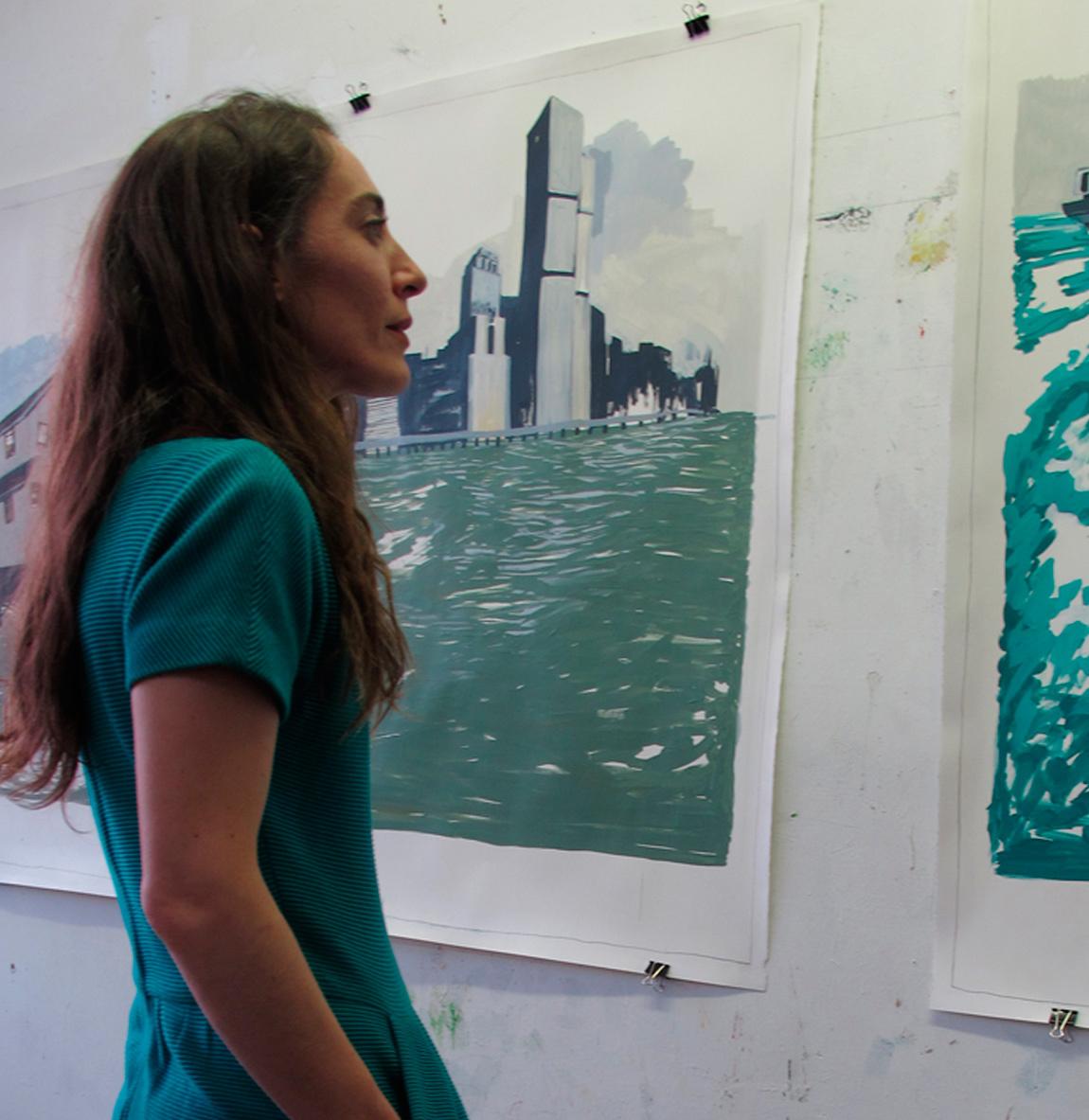 Cristina Gil-Donaire.