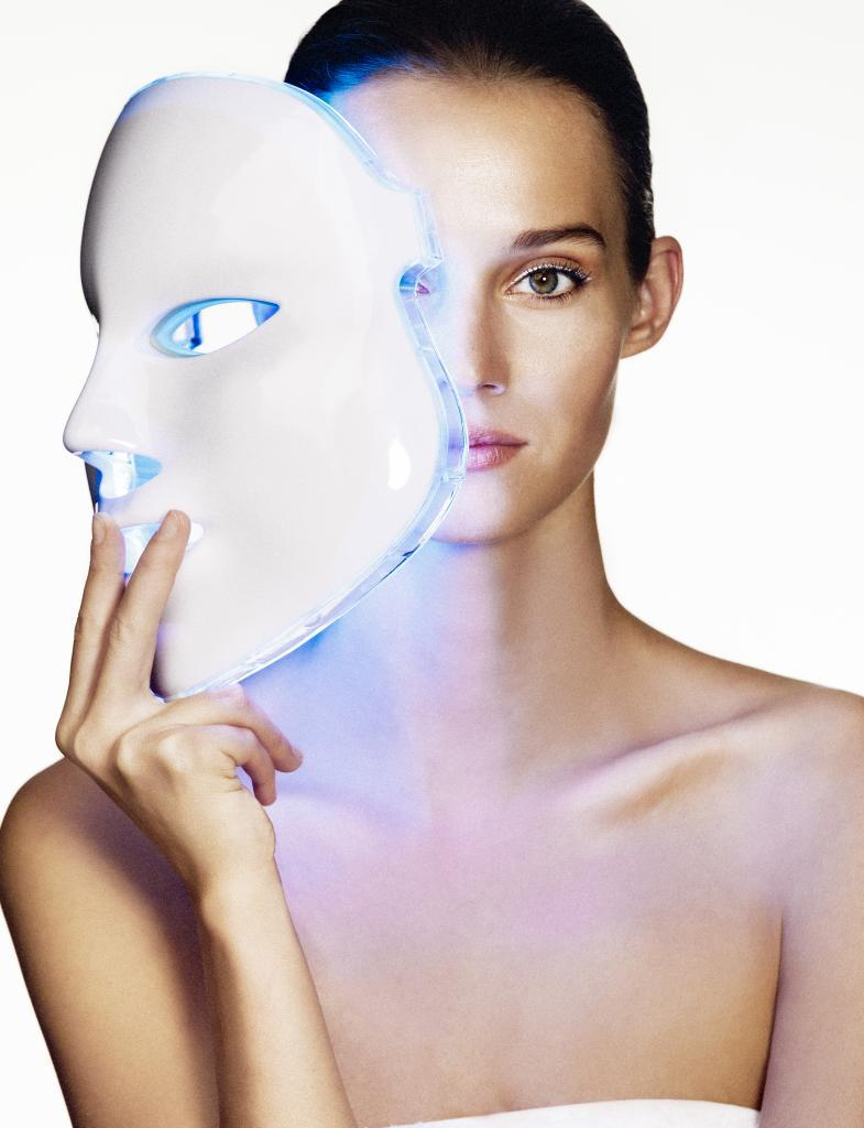 Máscara LED. Korean Mask, de Unicskin.