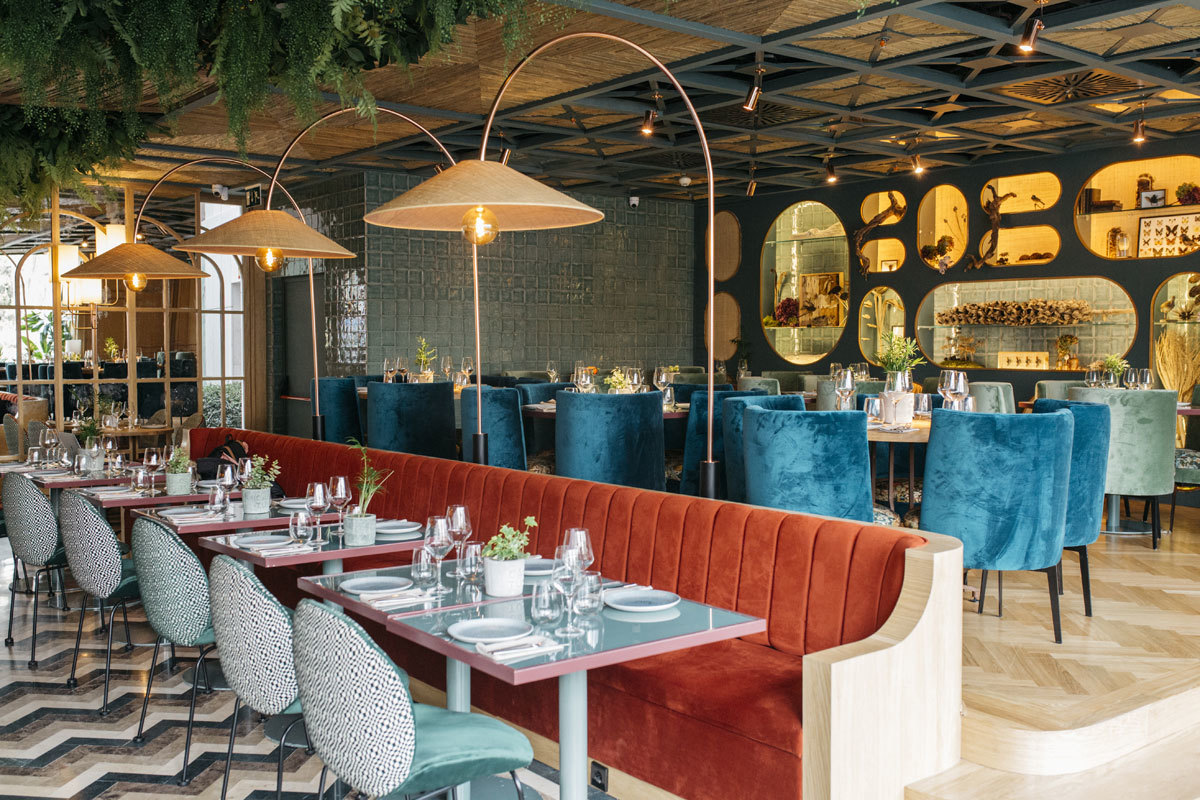 5 restaurantes que no fallan donde reservar en abril for Hotel design genes