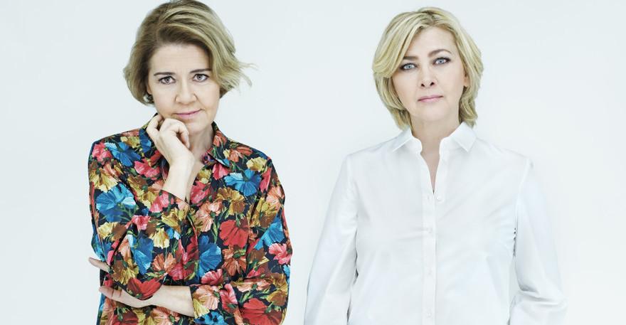 María Pujalte y Amparo Larrañaga protagonizan El reencuentro.