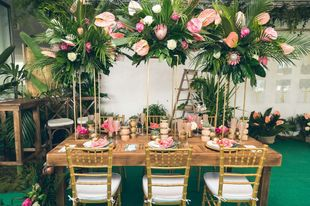 Mesa de The Ibiza Wedding Planner
